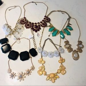 Jewelry - Short Necklaces